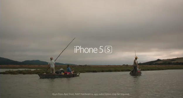 Новый рекламный ролик iPhone 5S «Dreams»