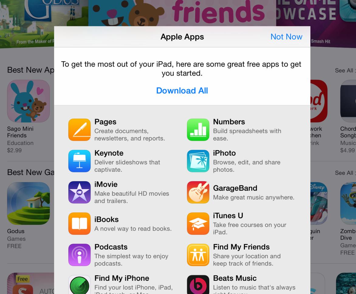 Apple делает Beats Music частью iOS