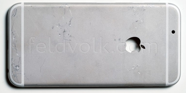 Фото логотипов для iPhone 6