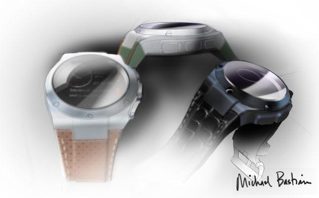 HP сделает «умные» часы для iOS и Android