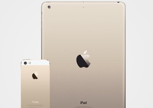 Задняя крышка iPad Air второго поколения засветилась на фото