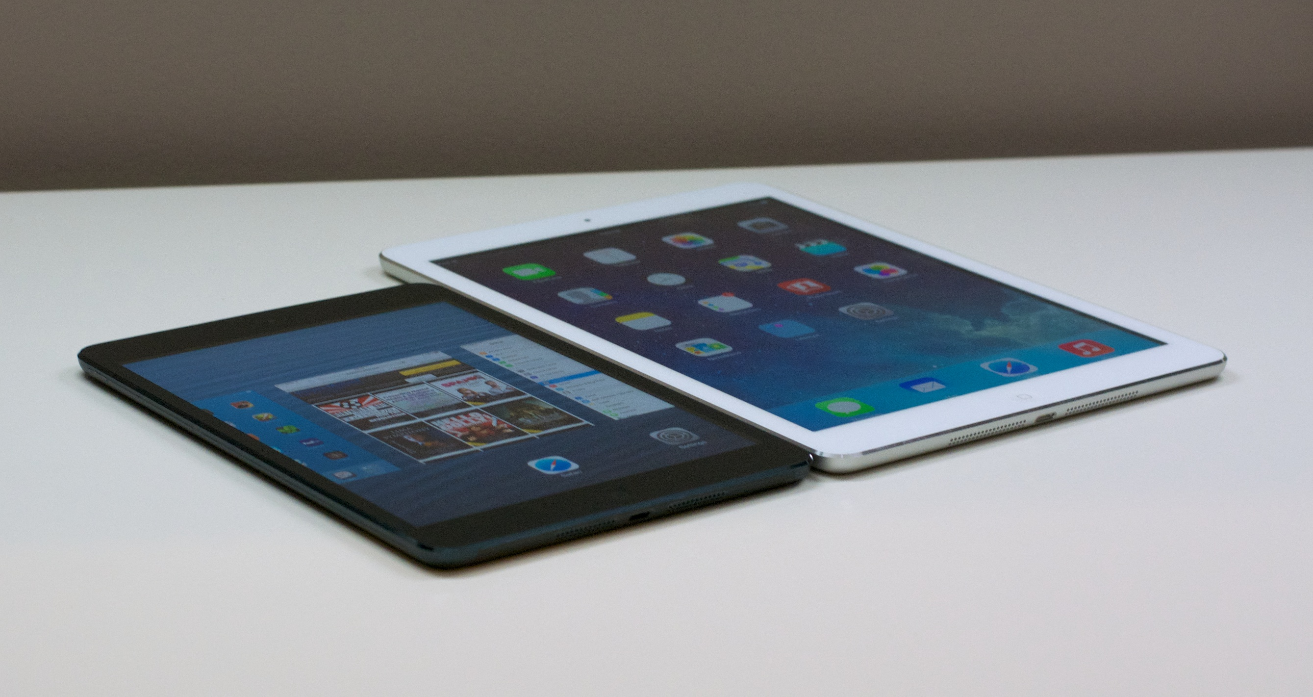 Началось производство iPad Air 2