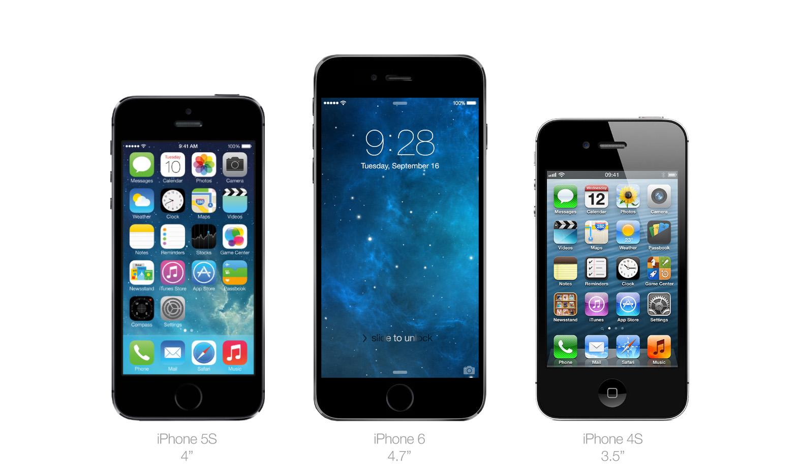 iPhone 6 представят 9 сентября