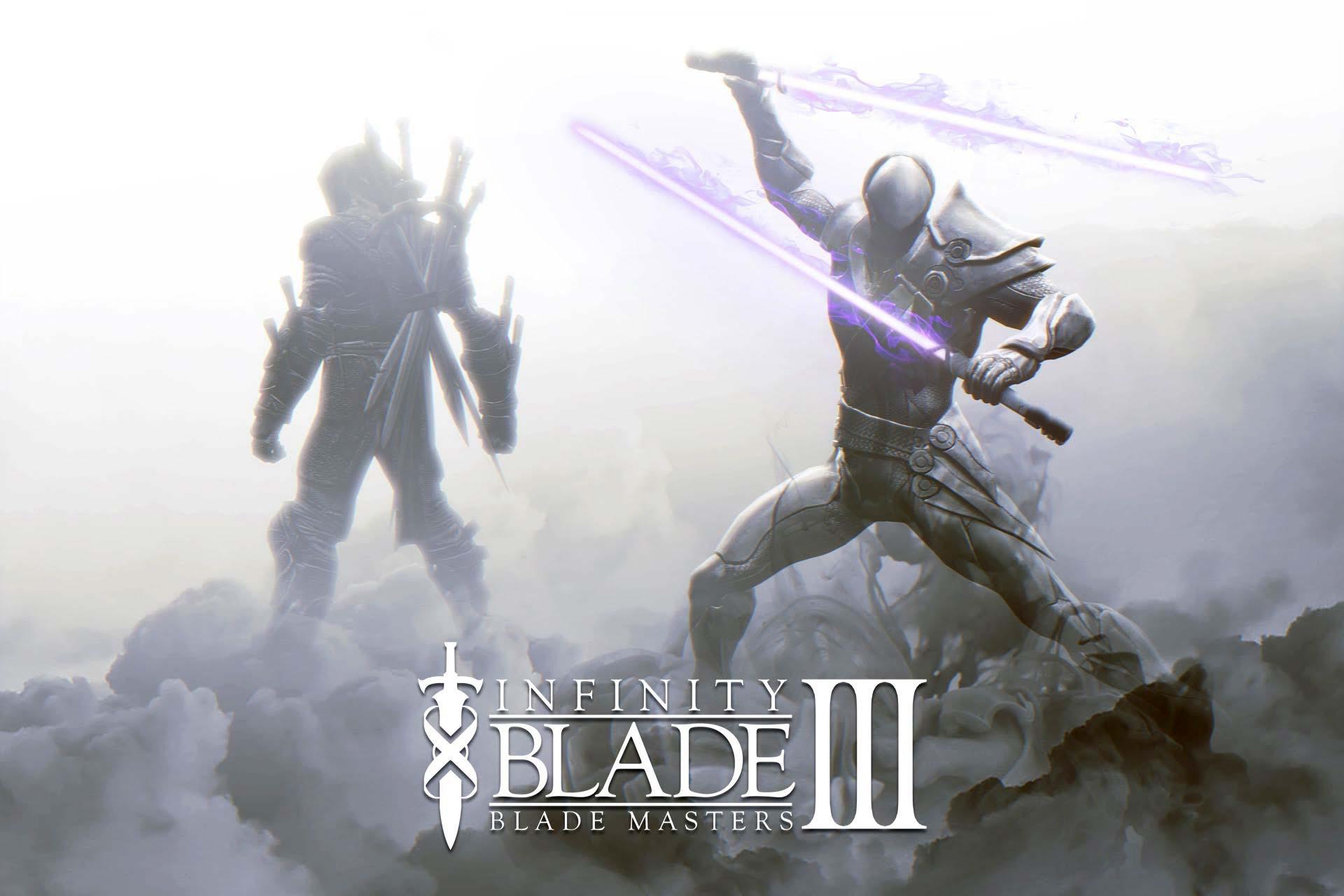 Infinity Blade III получит последнее обновление в сентябре