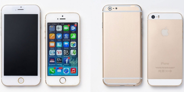 Сапфировый дисплей получат только старшие модели iPhone 6