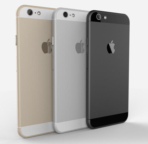 6 самых реальных слухов про iPhone 6