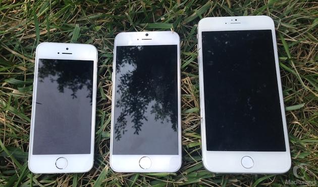 Известна стоимость 4,7- и 5,5-дюймовых моделей iPhone 6