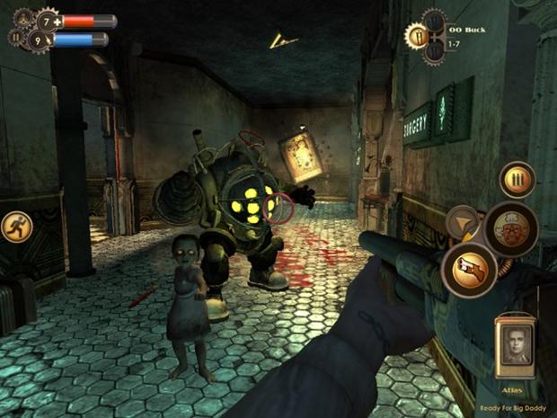 Bioshock вскоре выйдет на iOS