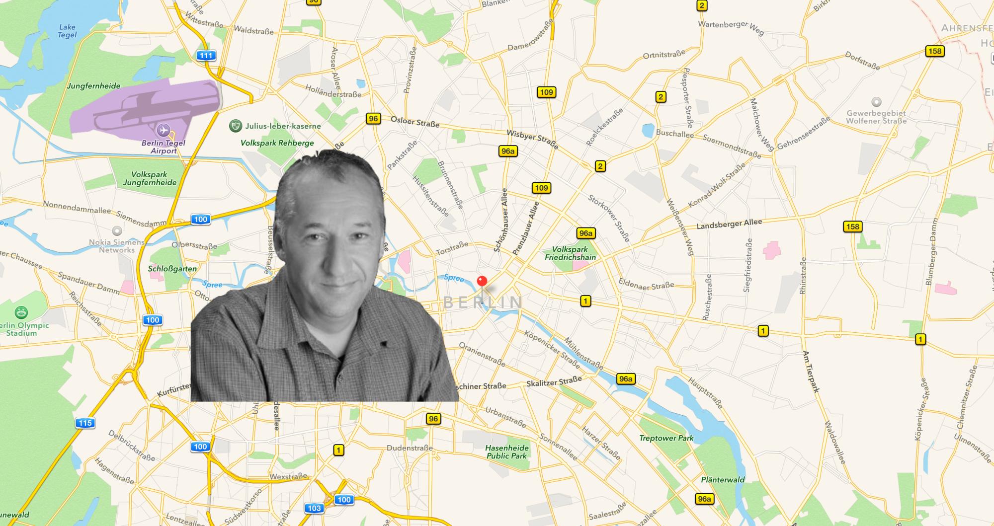 Apple нанимает одного из создателей карт HERE для Nokia