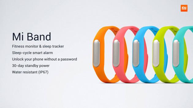Фитнес-браслет от Xiaomi за $13
