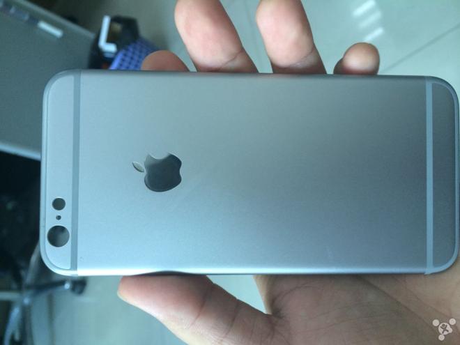 Новые фото корпуса iPhone 6