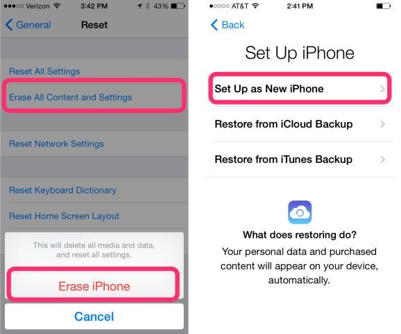 Как обновиться на iOS 8 ничего не удаляя со смартфона