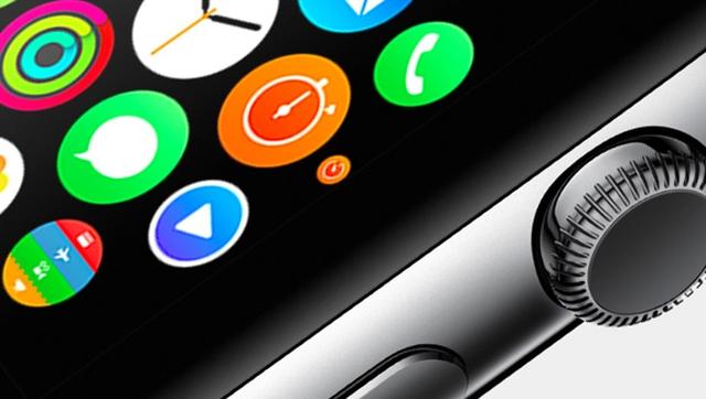 Промо-видео Apple Watch