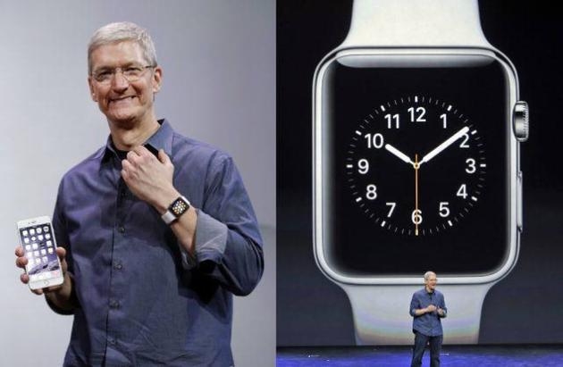 Тим Кук: Apple Watch были разработаны без Стива Джобса