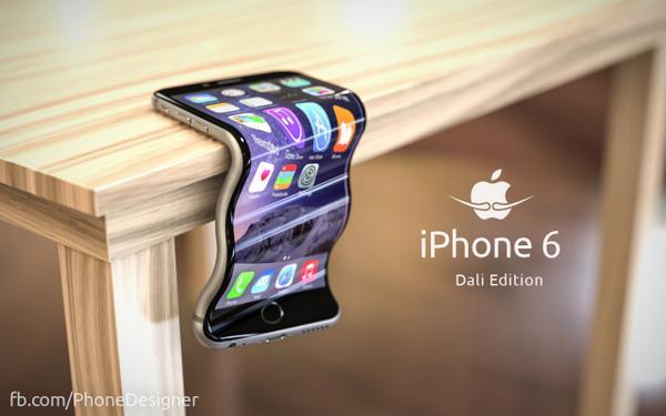 iPhone 6 Plus в шутках о гибкости