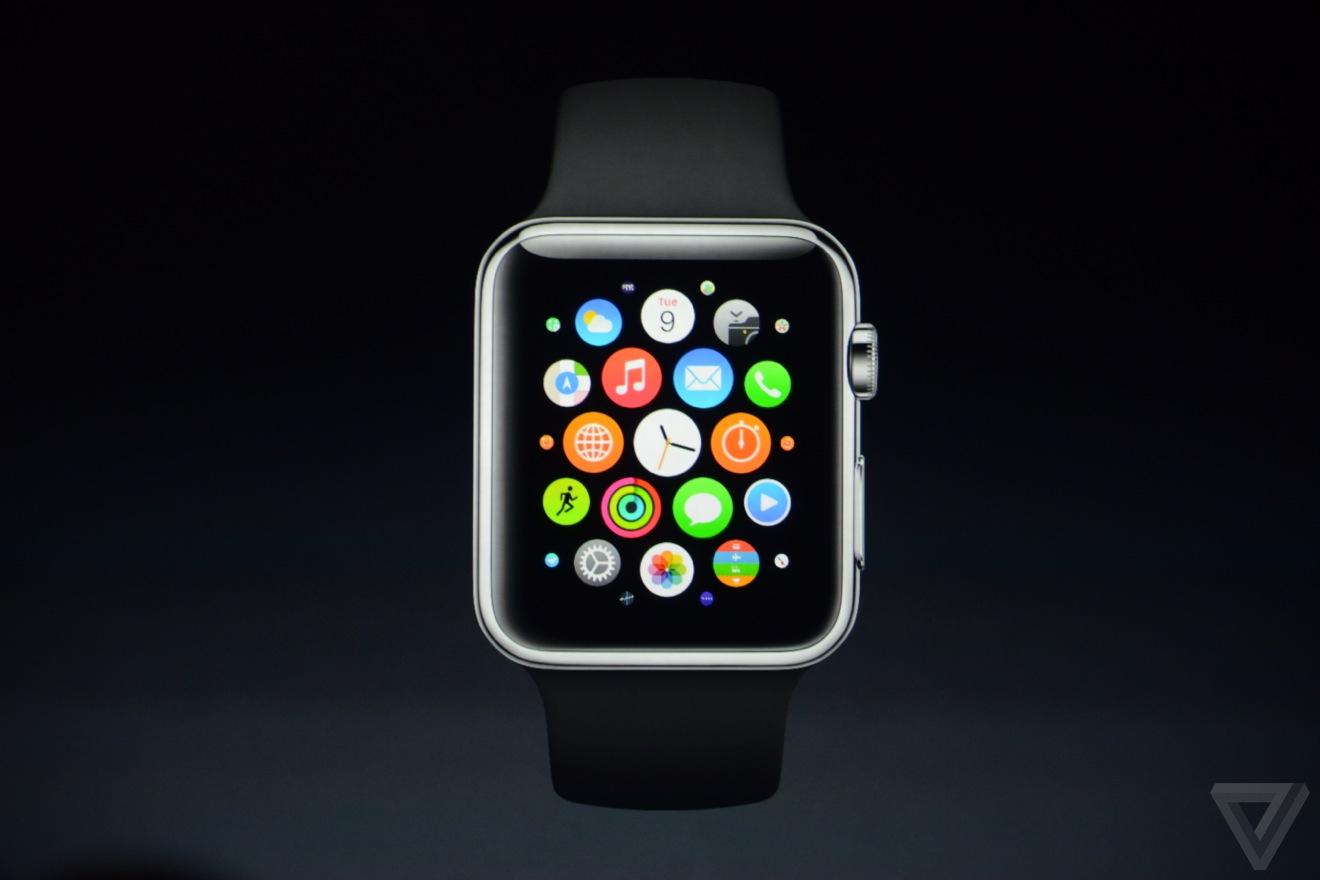 Новая эпоха — Apple показала часы Apple Watch