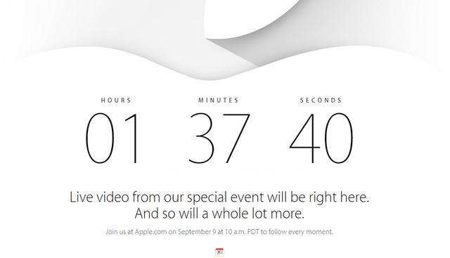 Где и как будет транслироваться презентация Apple