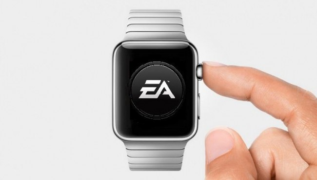 Electronic Atrs выпустит игры с поддержкой Apple Watch