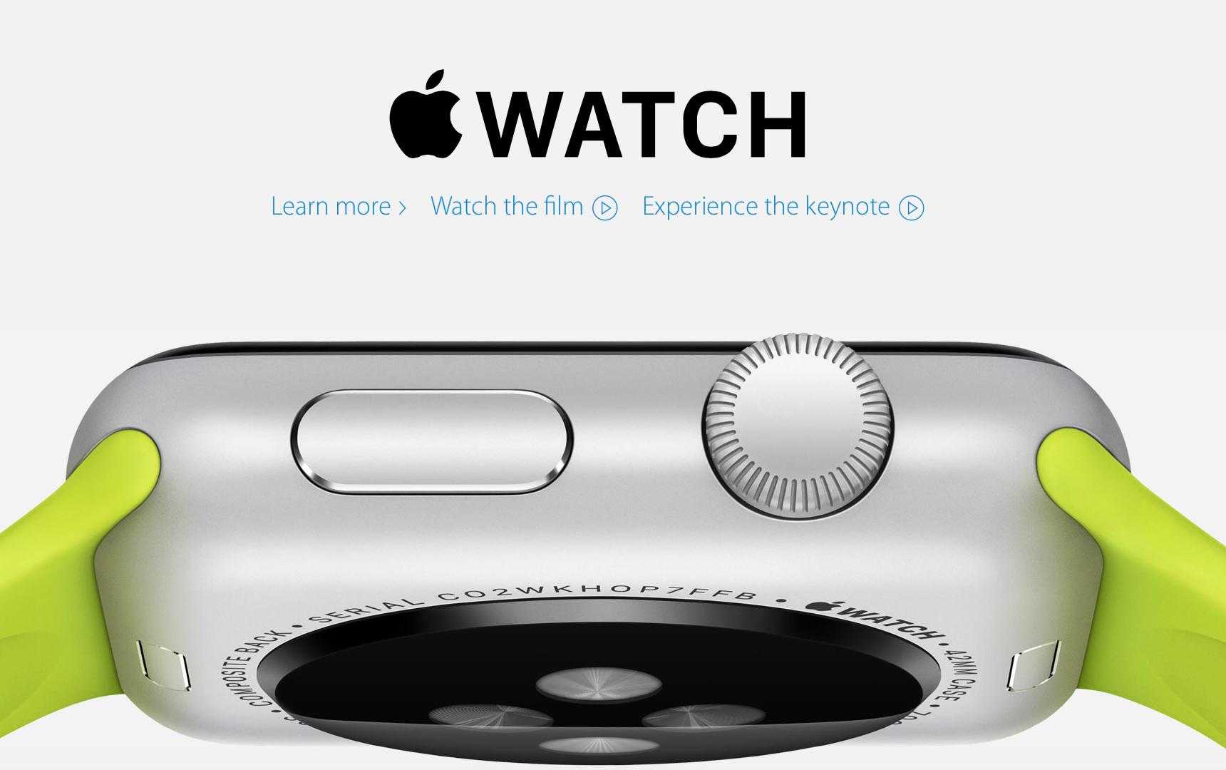 Apple Watch не будут полностью зависеть от iPhone
