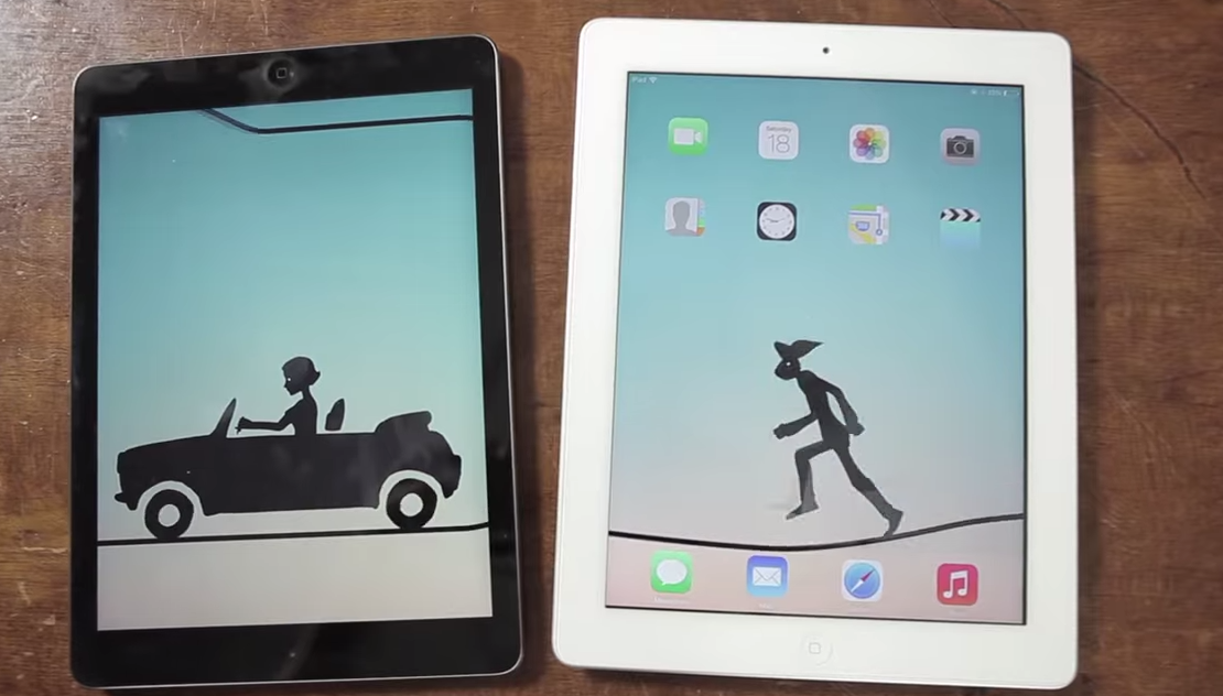 Маленькое кино на устройствах Apple