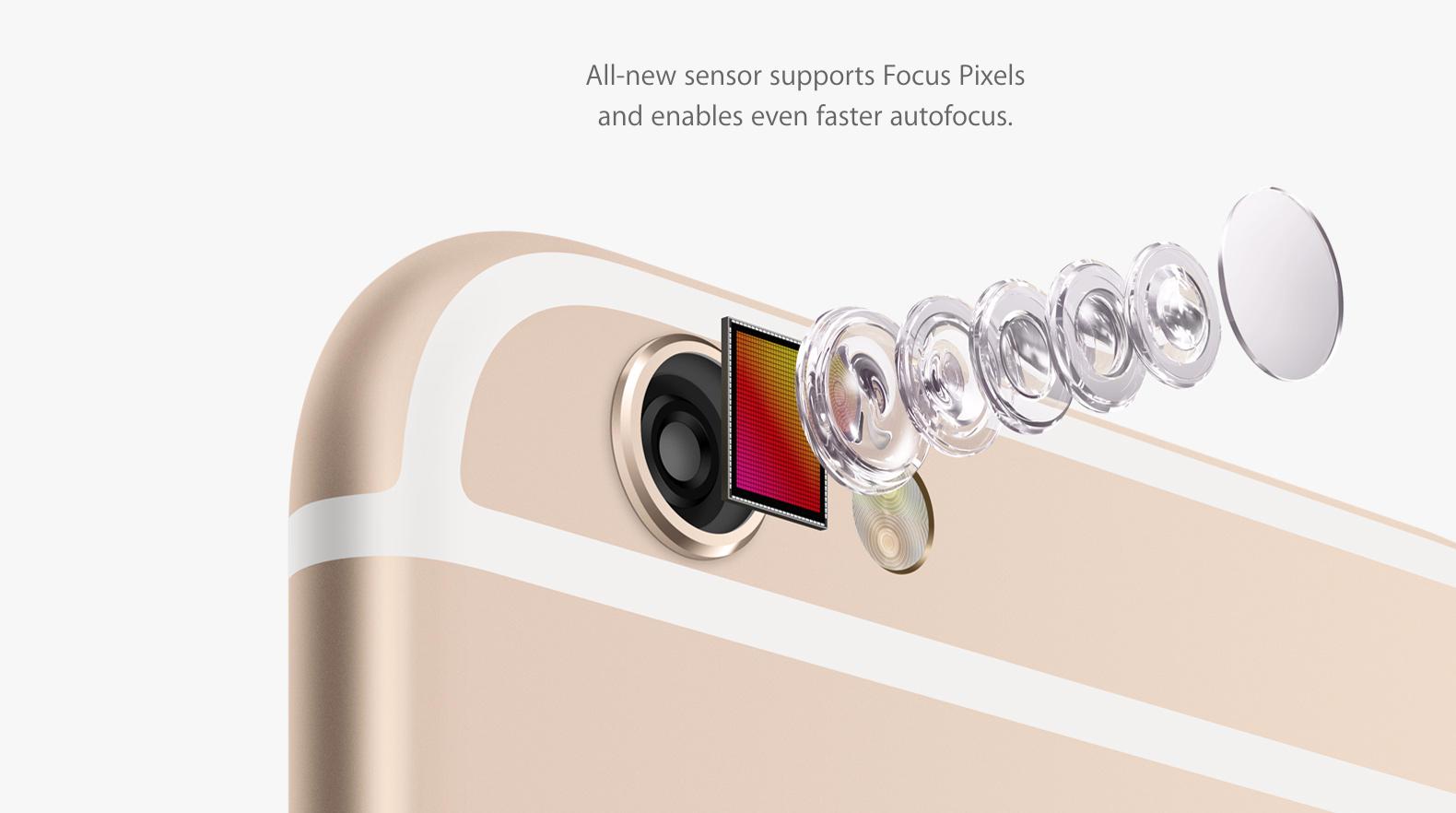 Выступающая камера в iPhone 6 — крупный просчет Apple