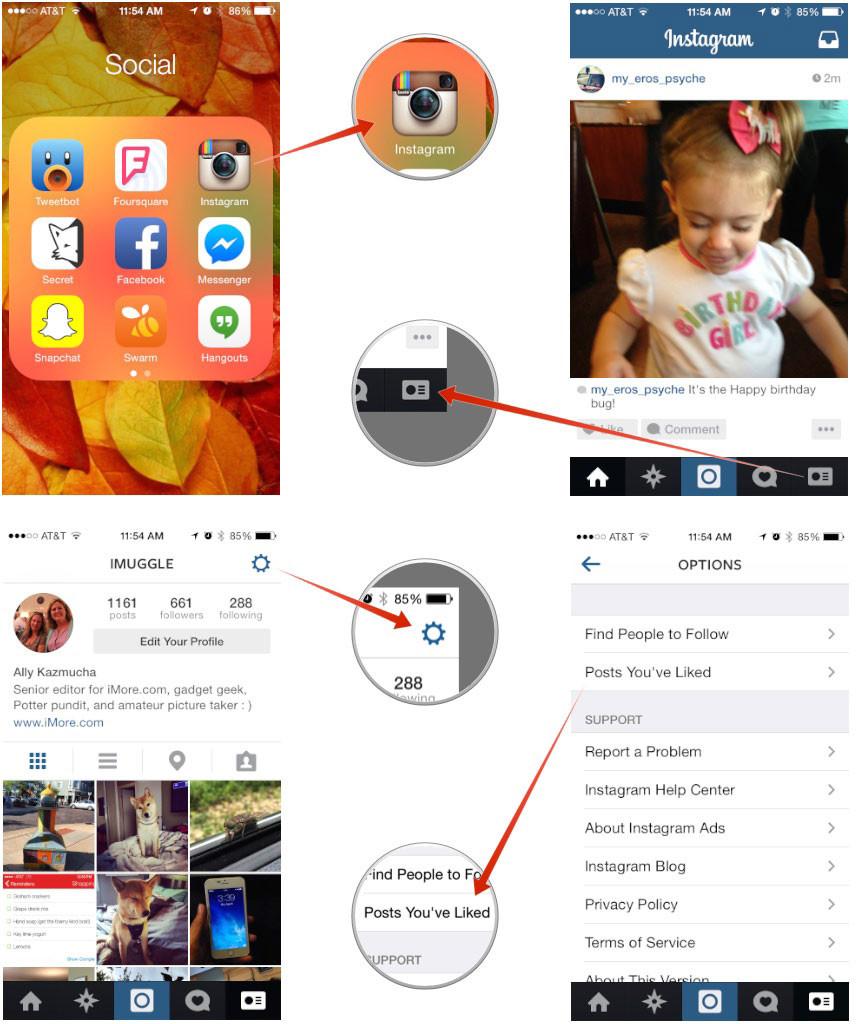 Как посмотреть просмотры в инстаграме к фото