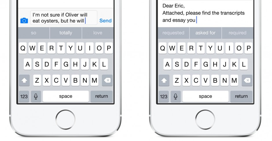 ios-8-vs.-ios-7-keyboard