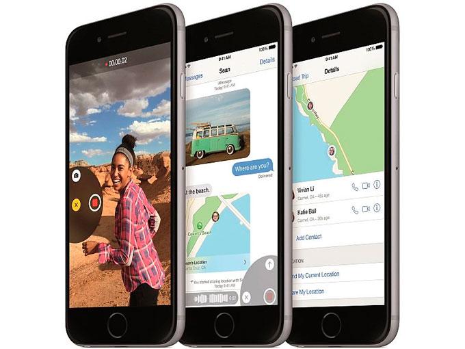 Побыстрее бы обновление до iOS 8.0.1