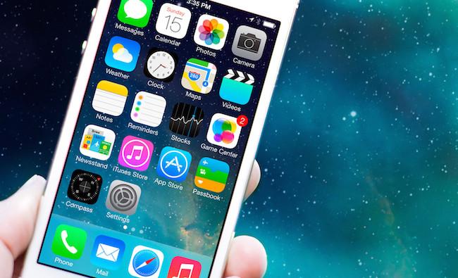Доступно обновление iOS 8