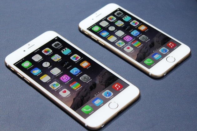 Объём оперативной памяти iPhone 6 и iPhone 6 Plus равен 1 Гб