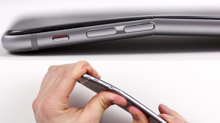 Apple: проблема изогнутых iPhone коснулась 9 человек