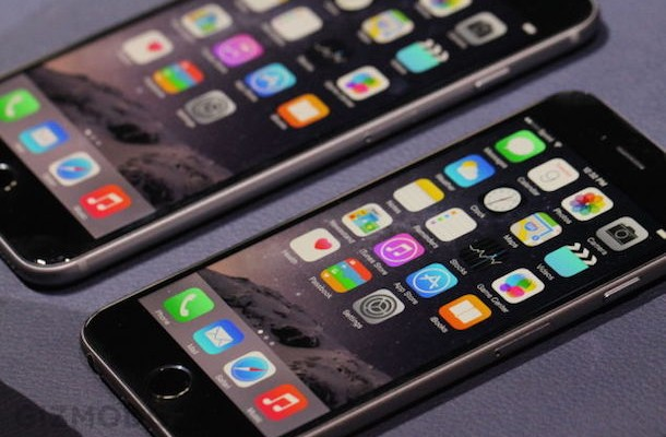 iPhone 6 уже протестировали в популярном бенчмарке