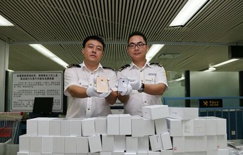 Нелегальный iPhone 6 — позор для китайца