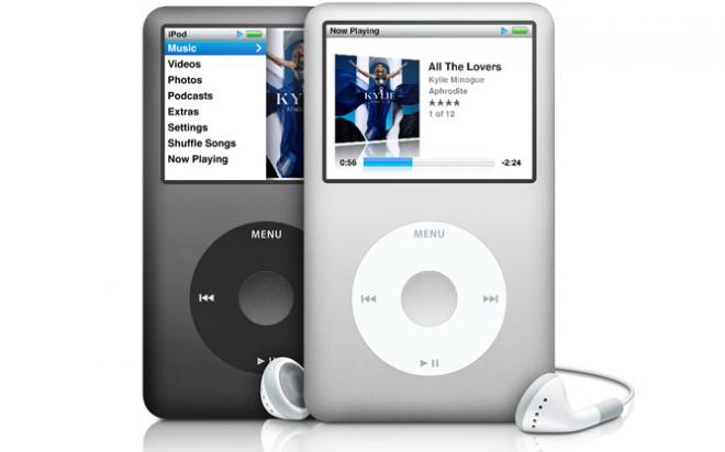 iPod Classic больше нет