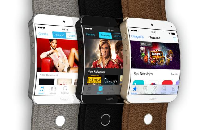 iWatch получат изогнутый дисплей, влагонепроницаемый корпус и поддержку Siri