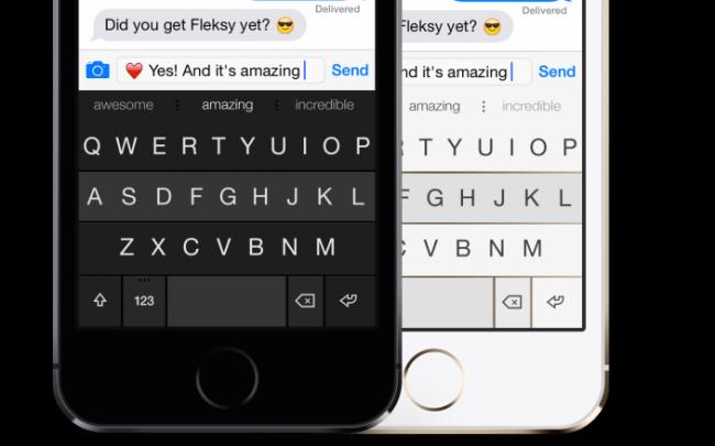 Как печатать: свои и сторонние клавиатуры в iOS 8