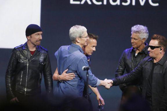Презентация Apple: сухие цифры