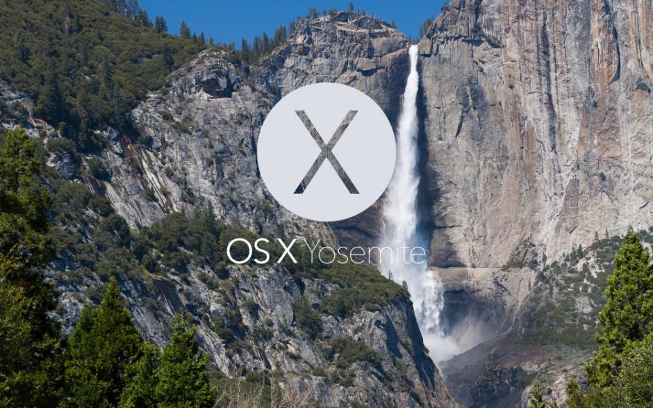 3.3% пользователей Mac уже установили себе OS X Yosemite