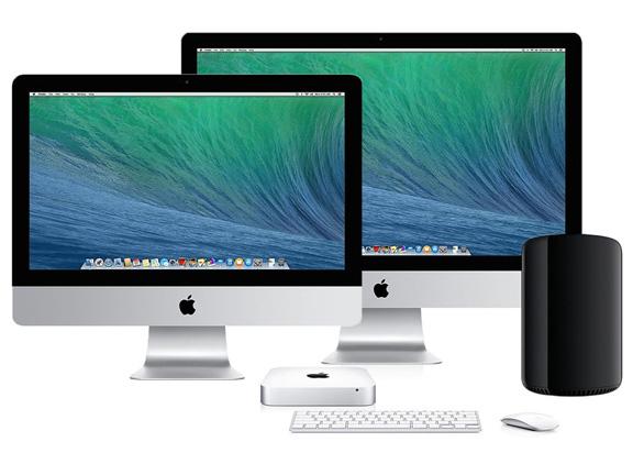 Apple в числе самых крупных поставщиков компьютеров