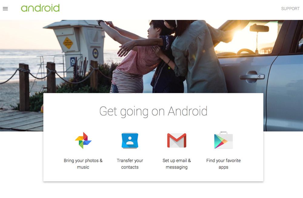 Месть: Google показала, как сменить iOS на Android
