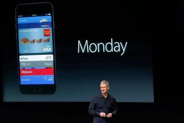 Объявлена дата запуска Apple Pay