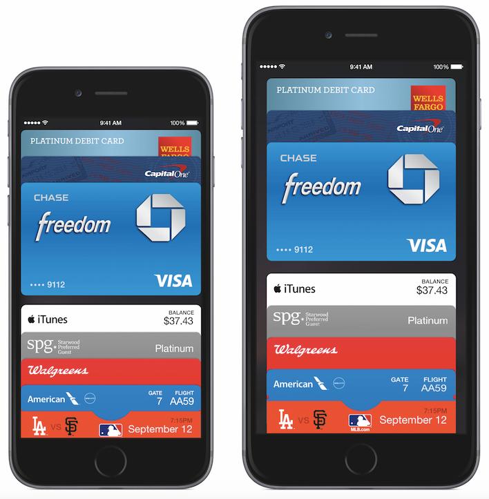 1 млн карт было добавлено в систему Apple Pay через 72 часа после ее активации