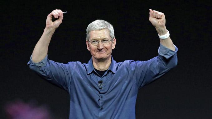 Результаты Apple за квартал превысили все ожидания аналитиков