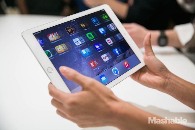 iPad Air 2 будет в дефиците