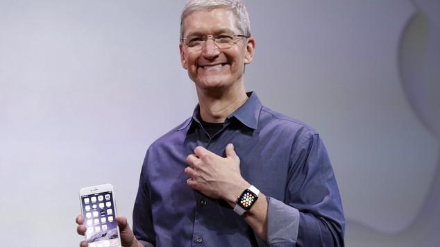 Тим Кук о продолжительности времени автономной работы Apple Watch