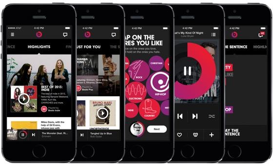 Apple начала новые переговоры с лейблами