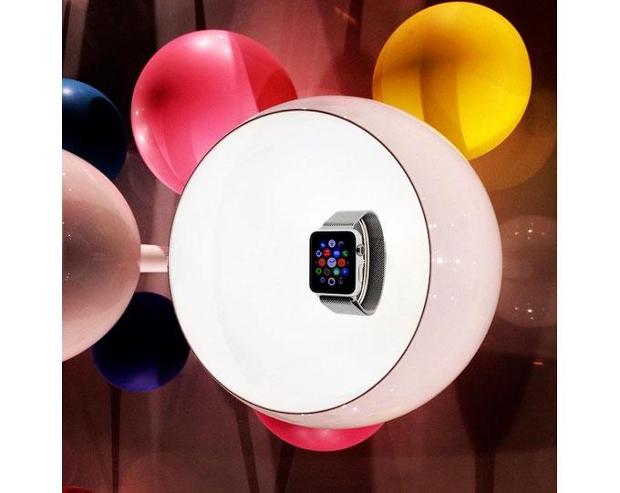 "Apple устраивает ""роуд-шоу"" часам Apple Watch"
