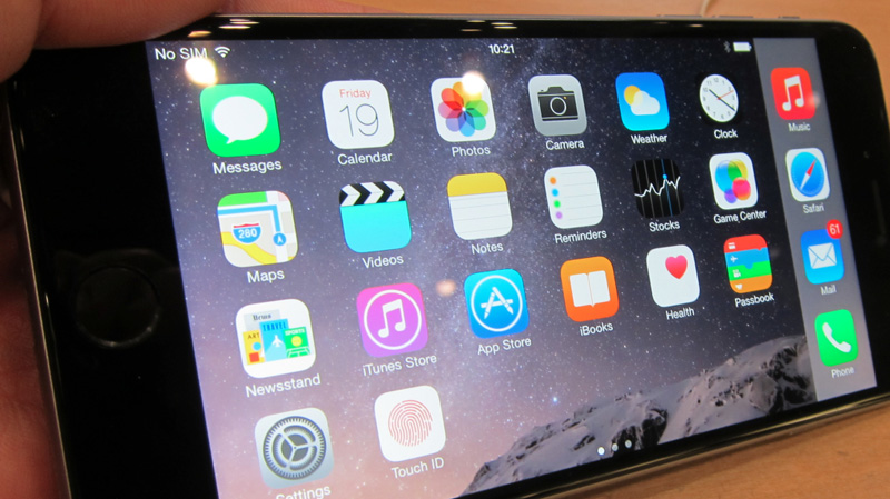 iPhone 6 в разы популярнее более крупной модели