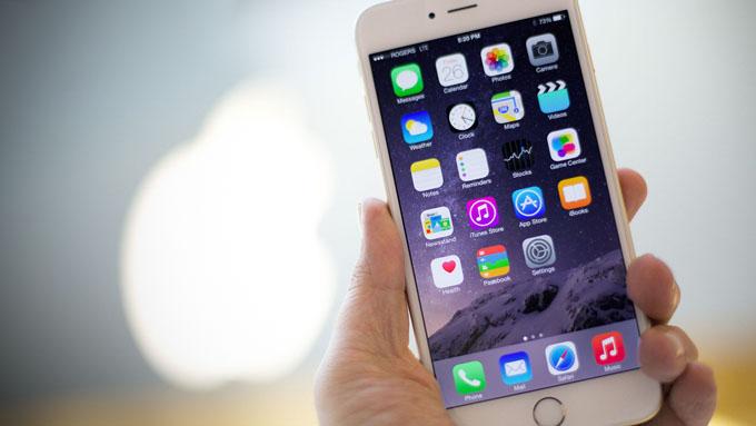 Необычный баг в работе iPhone 6 Plus