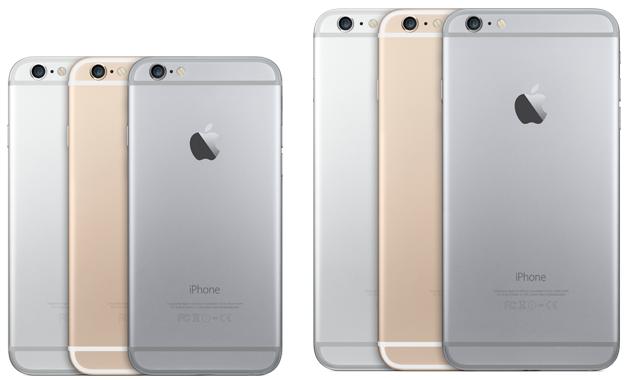 iPhone 6 Plus обошёл по продажам iPhone 6